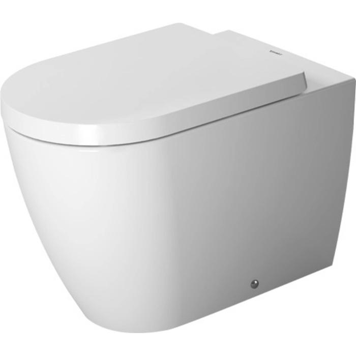 Duravit ME by Starck Staand closet Back-to-Wall Wit