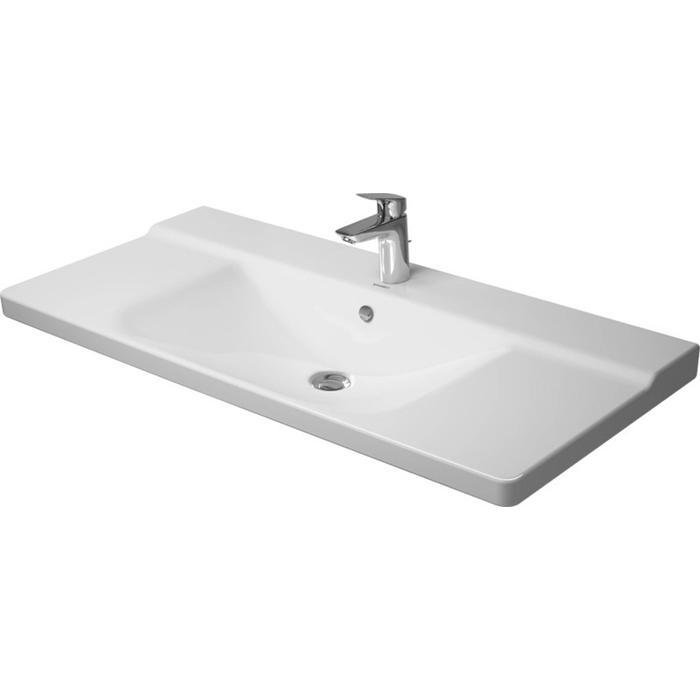 Duravit P3 Comforts Meubelwastafel 105x49,5cm wit