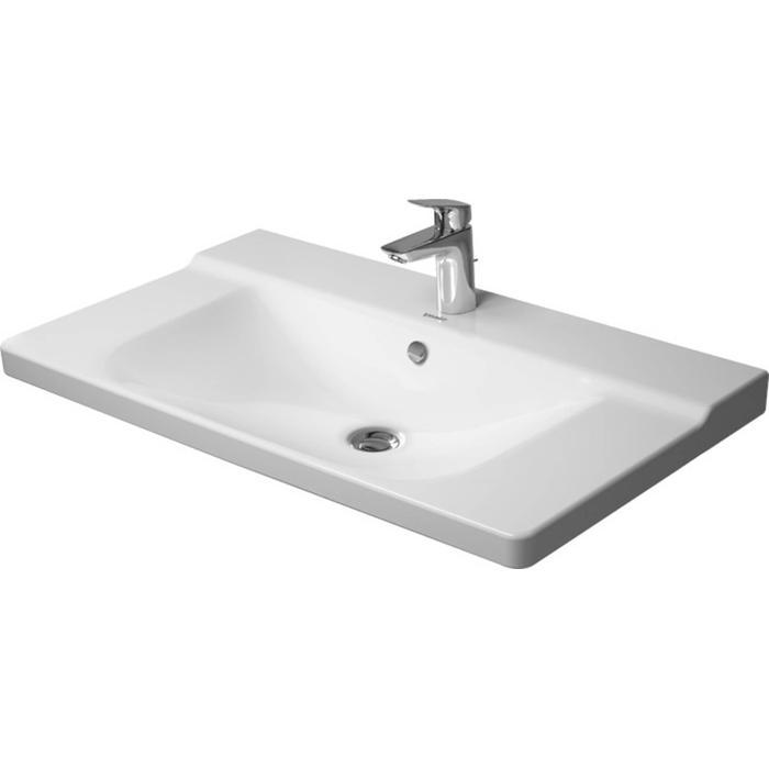 Duravit P3 Comforts Meubelwastafel 85x49,5cm wit