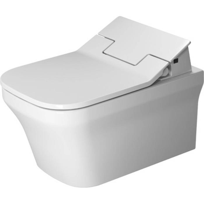 Duravit P3 Comforts Wandcloset Rimless voor SensoWash Wit