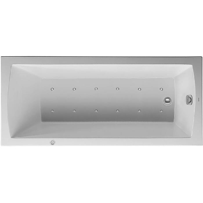 Duravit Daro Systeembad 160 liter Acryl 170x75 cm Wit