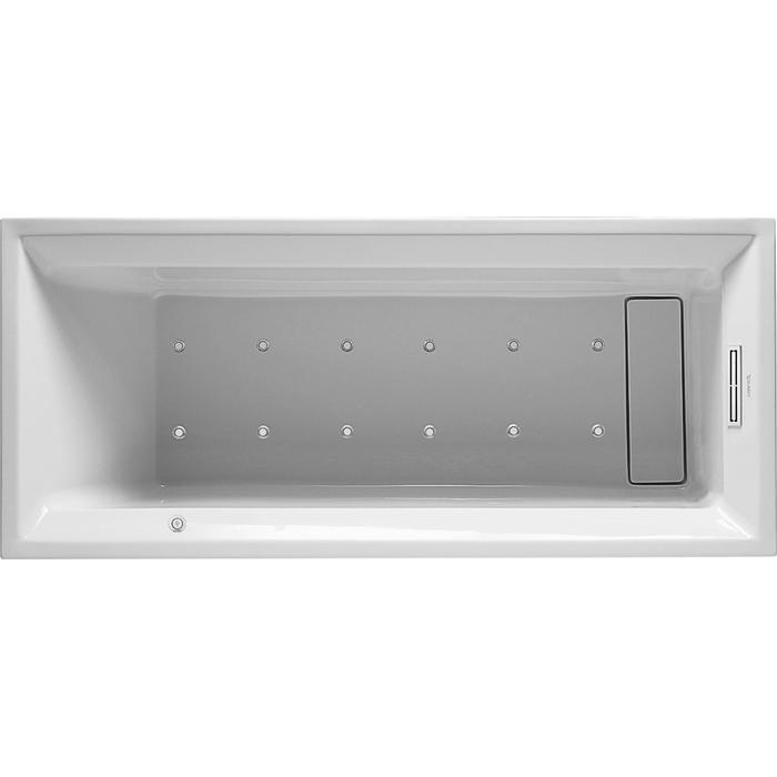 Duravit 2nd floor Systeembad 205 liter Acryl 170x75 cm Wit