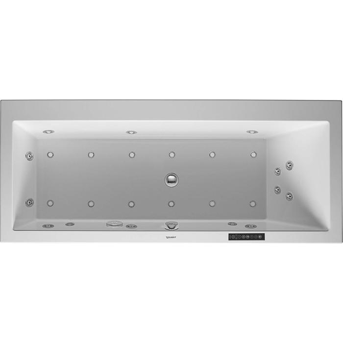 Duravit Vero Systeembad 160 liter Acryl 170x75 cm Wit