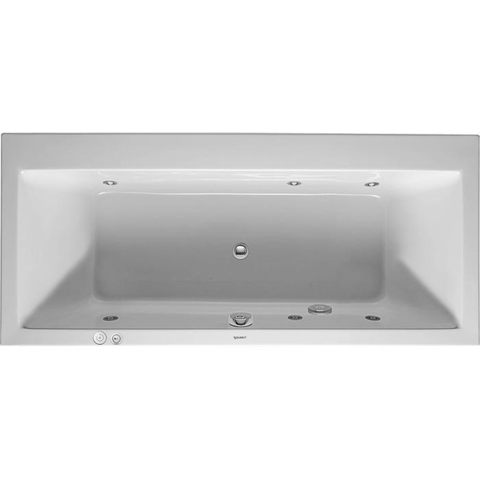 Duravit Vero Systeembad 165 liter Acryl 180x80 cm Wit