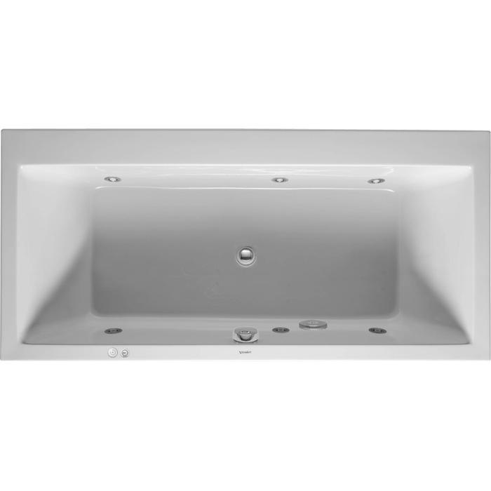 Duravit Vero Systeembad 225 liter Acryl 190x90 cm Wit