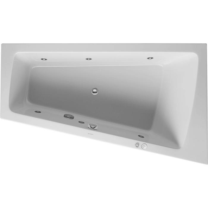 Duravit Paiova Systeembad 180 liter Acryl 170x100 cm Wit
