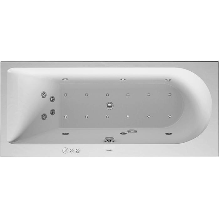 Duravit Darling New Systeembad 120 liter Acryl 160x70 cm Wit