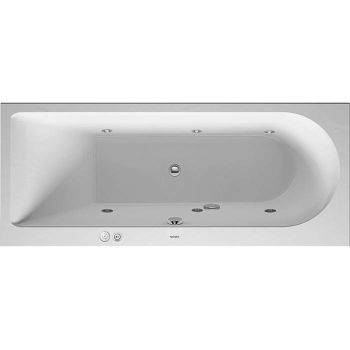 Duravit Darling New Systeembad 135 liter Acryl 170x70 cm Wit