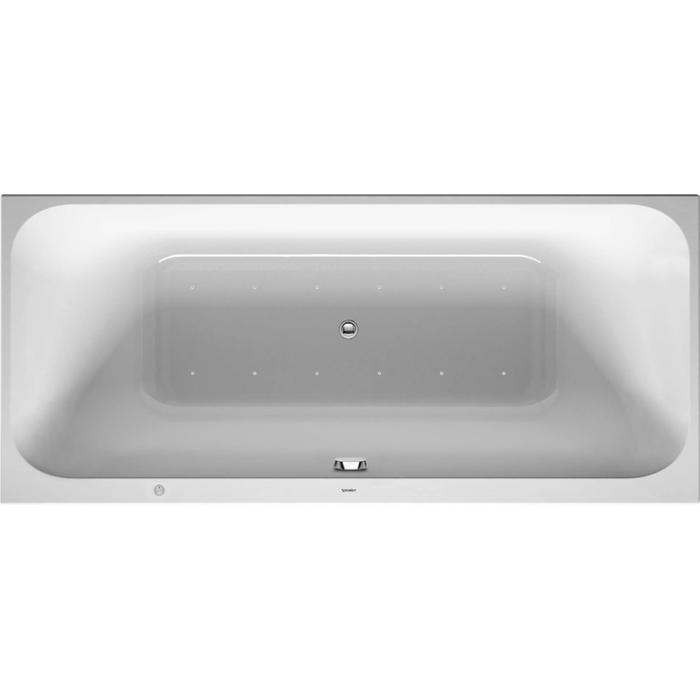 Duravit Happy D.2 Systeembad 180 liter Acryl 180x80 cm Wit