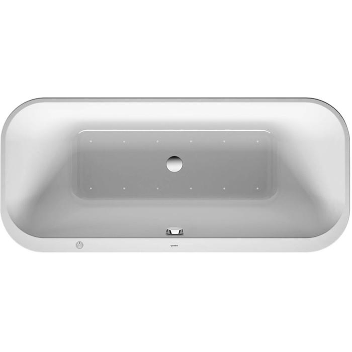Duravit Happy D.2 Systeembad 170 liter Acryl 180x80 cm Wit