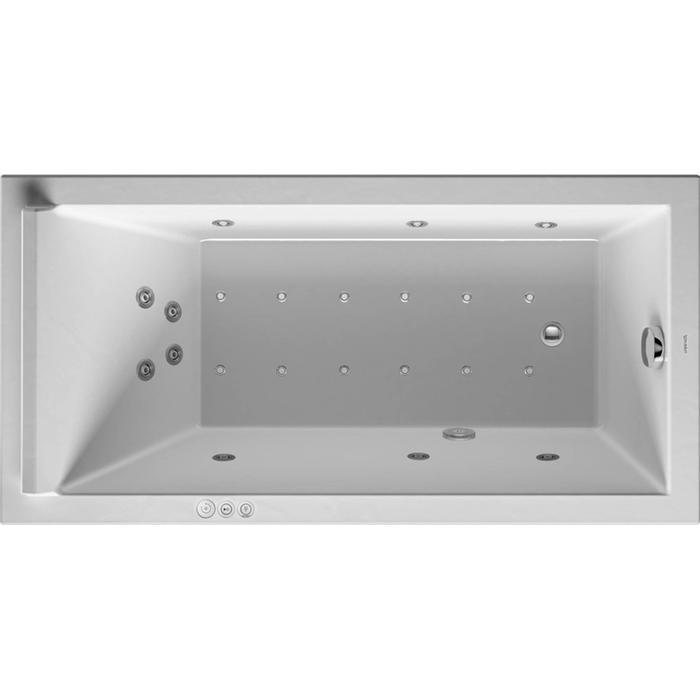 Duravit Starck Systeembad 140 liter Acryl 150x70 cm Wit