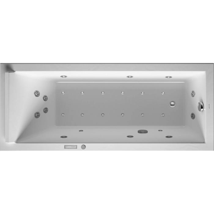 Duravit Starck Systeembad 155 liter Acryl 170x70 cm Wit