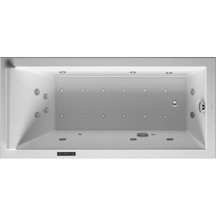 Duravit Starck Systeembad 186 liter Acryl 170x90 cm Wit