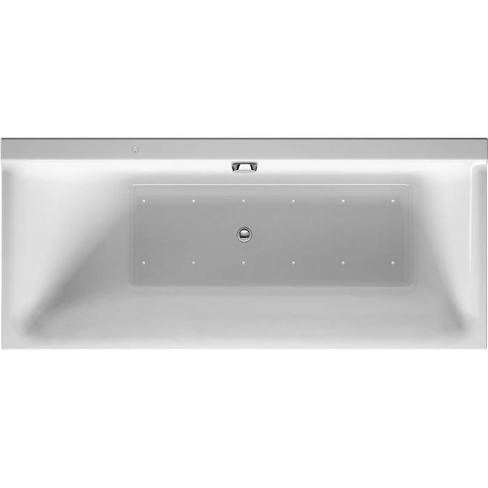 Duravit P3 Comforts Systeembad 133 liter Acryl 160x70 cm Wit