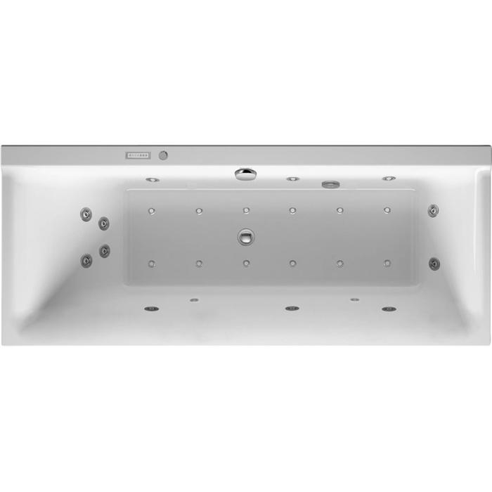 Duravit P3 Comforts Systeembad 145 liter Acryl 170x70 cm Wit