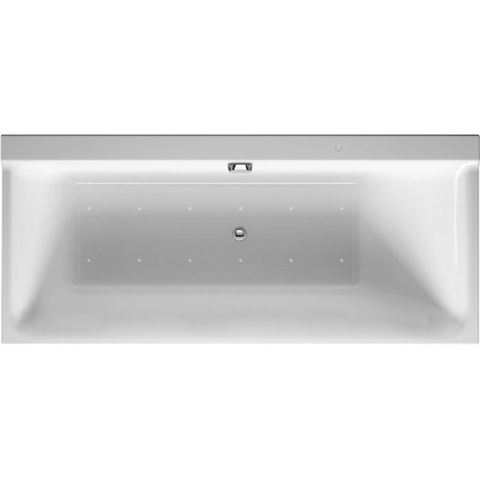 Duravit P3 Comforts Systeembad 165 liter Acryl 170x75 cm Wit