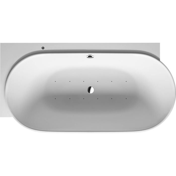 Duravit Luv Systeembad 252 liter Solid Surface 185x95 cm Wit