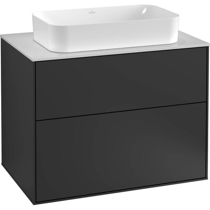 Villeroy & Boch Finion Wastafelonderkast 80x50,1x60,3 cm White Matt Lacquer