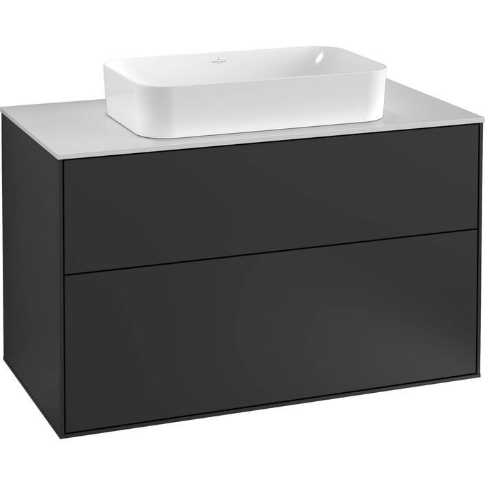 Villeroy & Boch Finion Wastafelonderkast 100x50,1x60,3 cm Cloud
