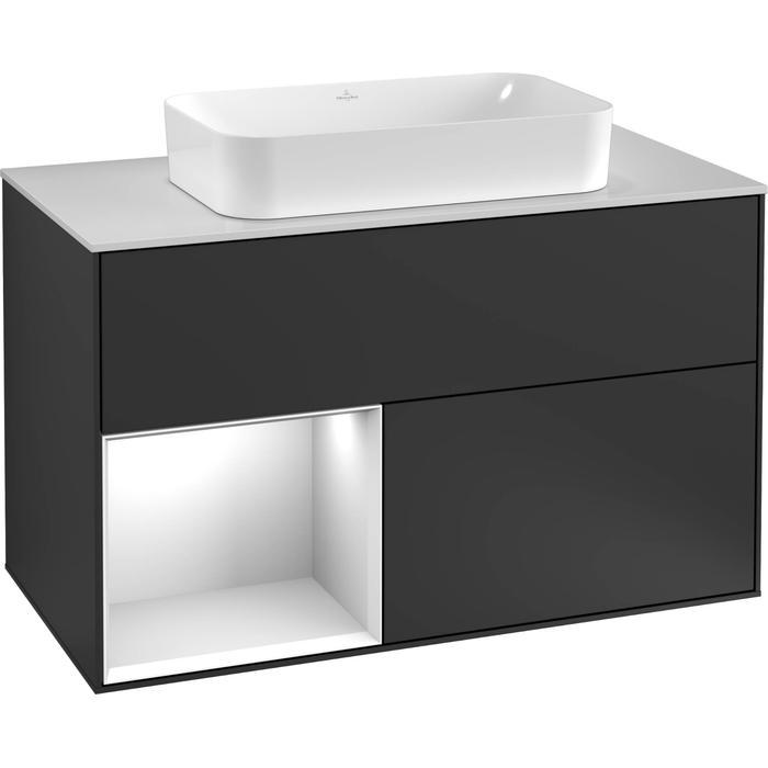 Villeroy & Boch Finion Wastafelonderkast 100x50,1x60,3 cm Sun