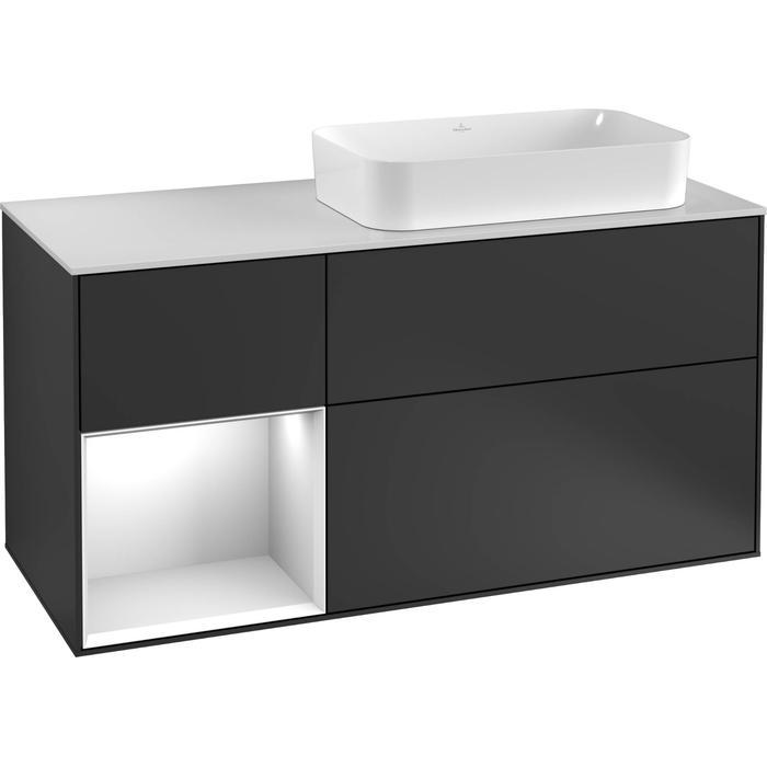 Villeroy & Boch Finion Wastafelonderkast 120x50,1x60,3 cm Cloud