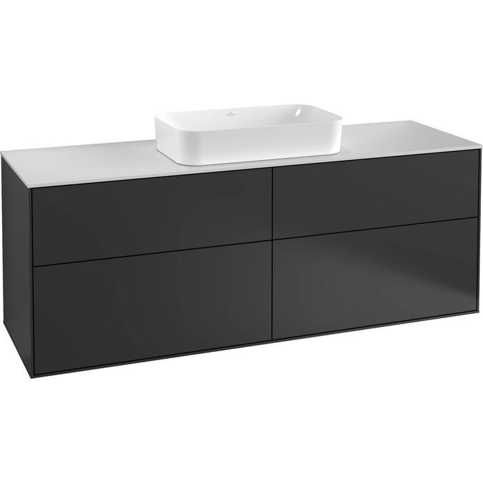Villeroy & Boch Finion Wastafelonderkast 160x50,1x60,3 cm Cloud