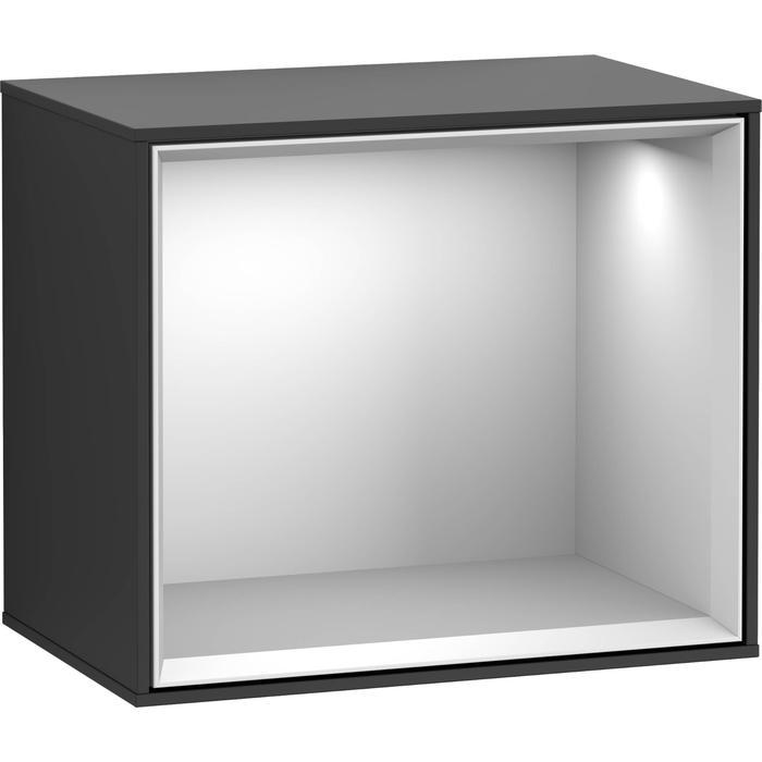 Villeroy & Boch Finion Schapmodule 41,8x27x35,6 cm Black Matt Lacquer