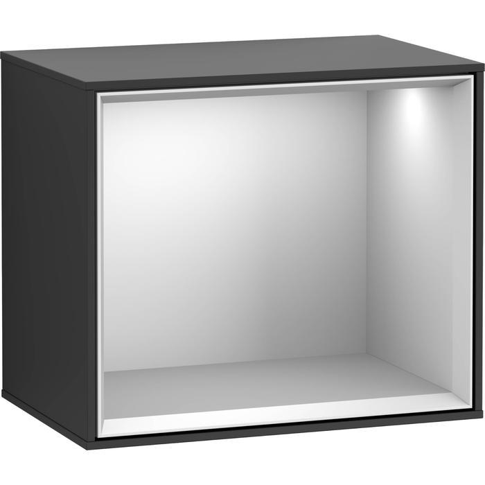 Villeroy & Boch Finion Schapmodule 41,8x27x35,6 cm Anthracite Matt
