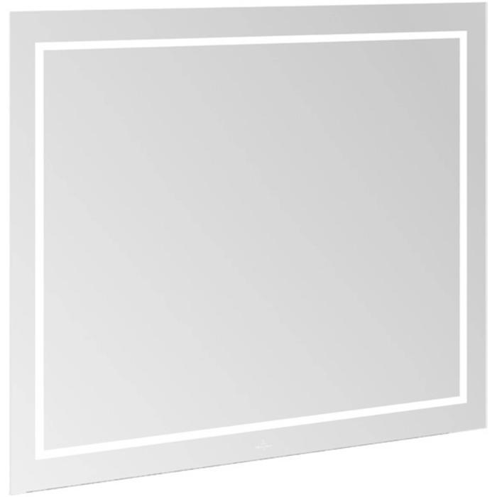 Villeroy & Boch Finion Spiegel met LED 100x75 cm