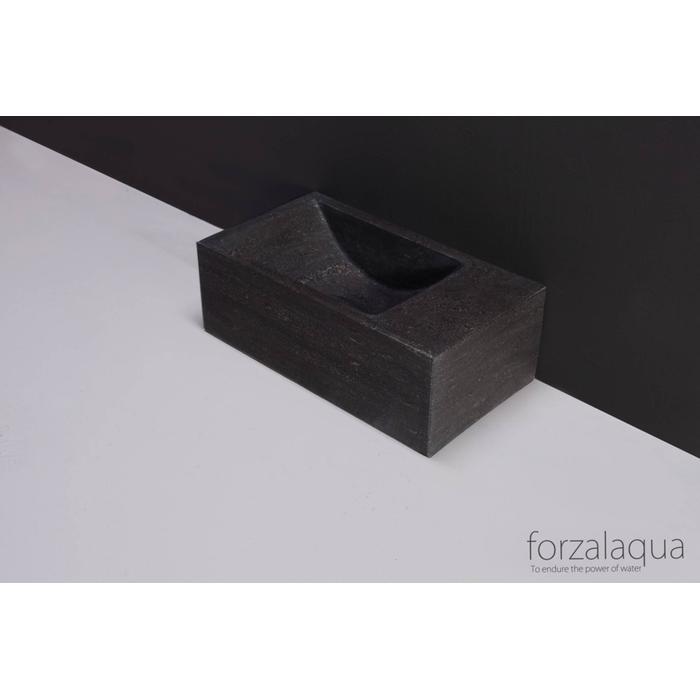 Forzalaqua Venetia XS fontein hardsteen gezoet