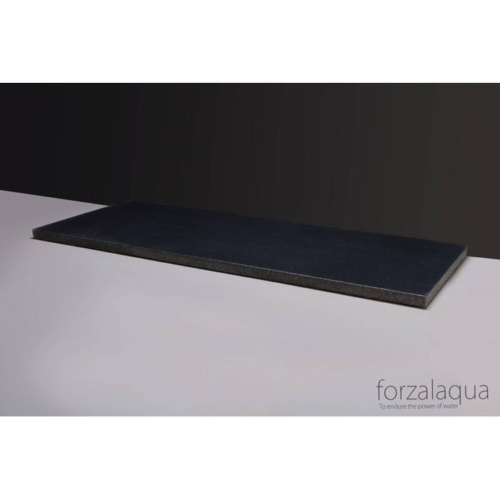 Forzalaqua Plateau 120,5 x 51,5 x 3,0 cm Basalt gebrand