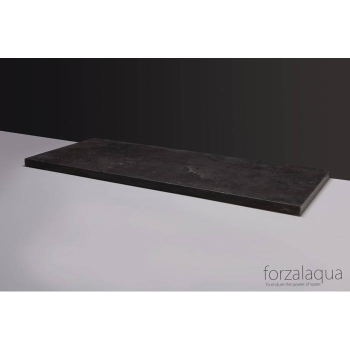 Forzalaqua Plateau 140,5 x 51,5 x 3,0 cm Hardsteen gezoet