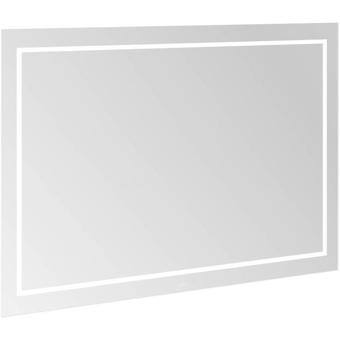 Villeroy & Boch Finion Spiegel met LED 120x45x75 cm