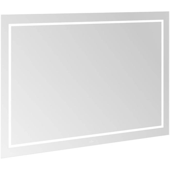 Villeroy & Boch Finion Spiegel met LED en Bluetooth 120x75 cm