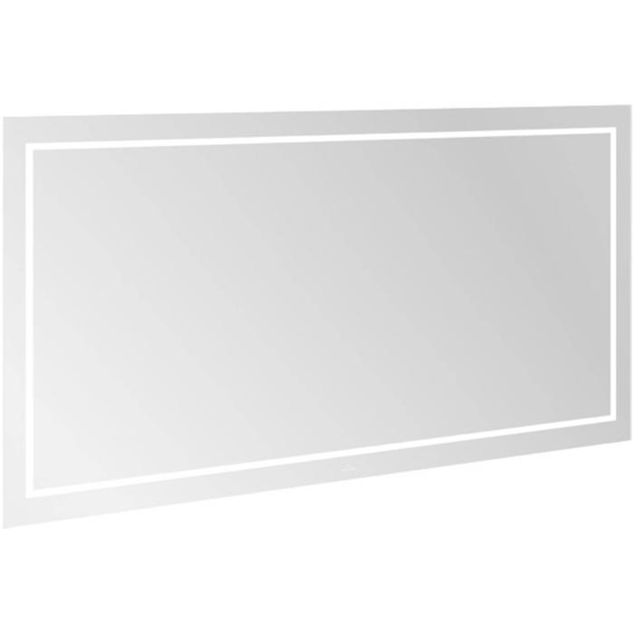 Villeroy & Boch Finion Spiegel met LED en Bluetooth 160x75 cm