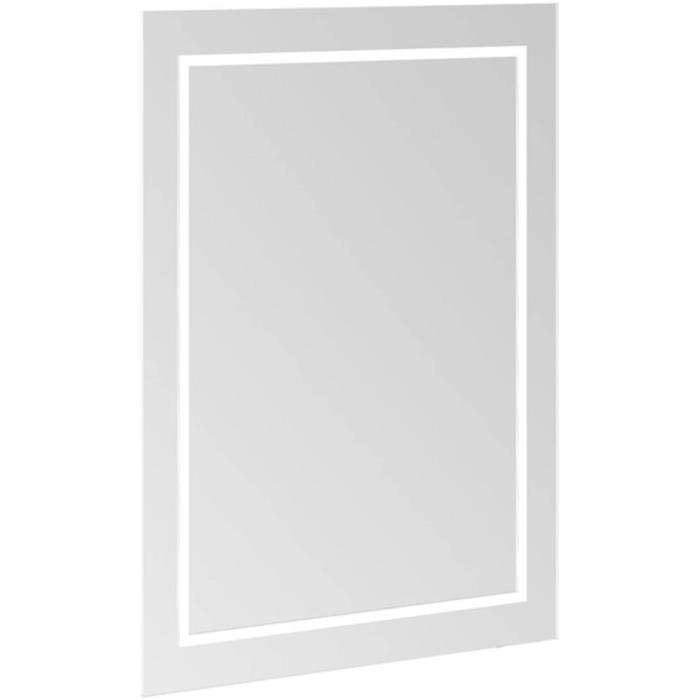 Villeroy & Boch Finion Spiegel met LED en Bluetooth 80x75 cm