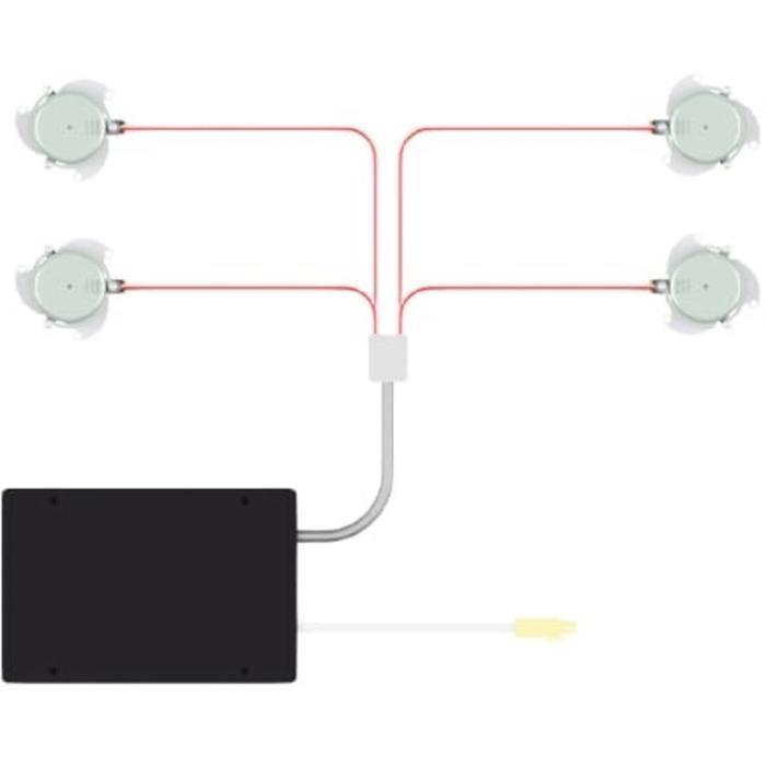 Villeroy & Boch visound geluidssysteem bluetooth en 4 speakers
