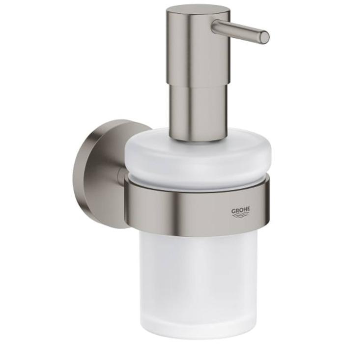 Grohe Essentials zeepdispenser Supersteel