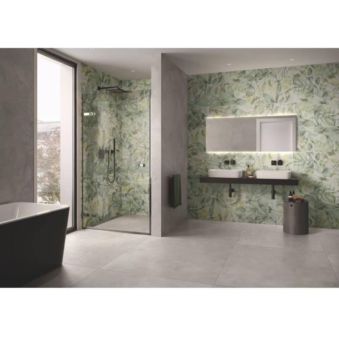 Vloertegel Villeroy & Boch Urban Jungle 79,7x79,7cm Light Grey Gerectificeerd