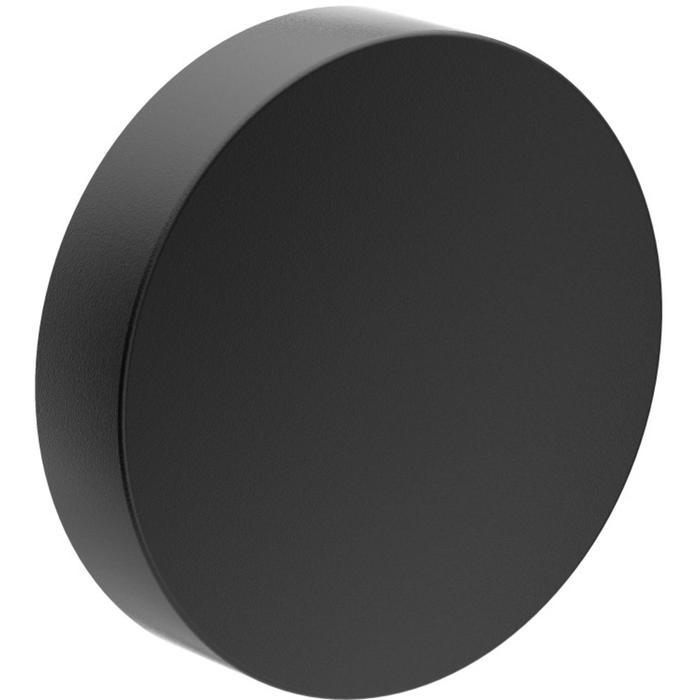 Geesa Nemox Black Afdekkap 4,8 cm Zwart