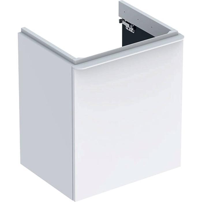 Geberit Smyle Wastafelonderkast 53,6x43,3x61,7 cm Wit