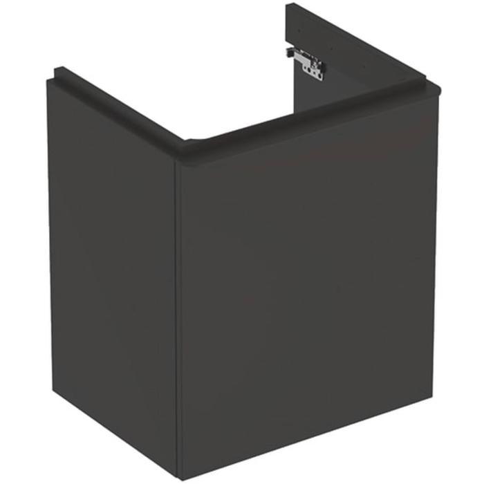 Geberit Smyle Wastafelonderkast 53,6x43,3x61,7 cm Lava