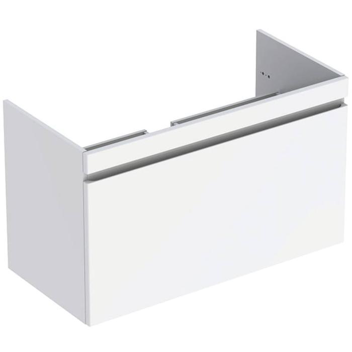 Geberit Renova Wastafelonderkast 98,8x47,3x58,5 cm Wit