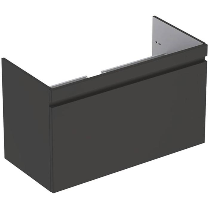 Geberit Renova Wastafelonderkast 98,8x47,3x58,5 cm Lava