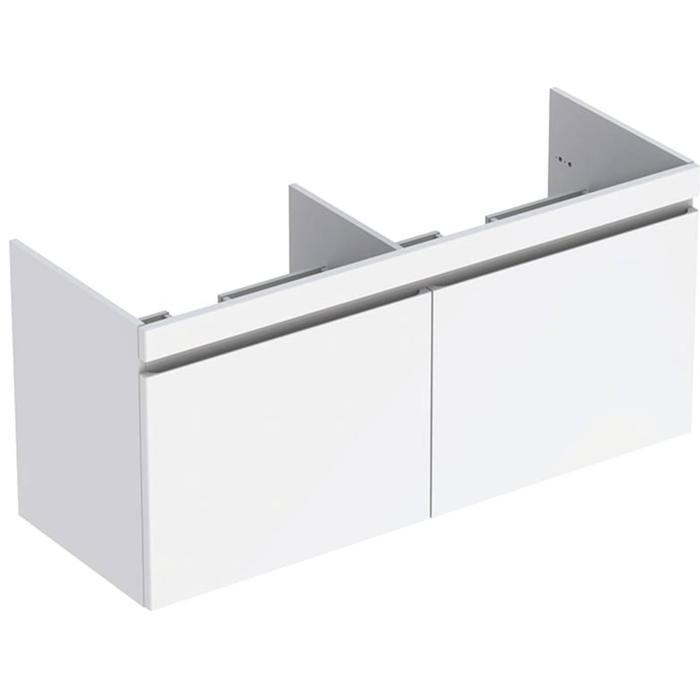 Geberit Renova Wastafelonderkast 129x47,3x58,5 cm Wit