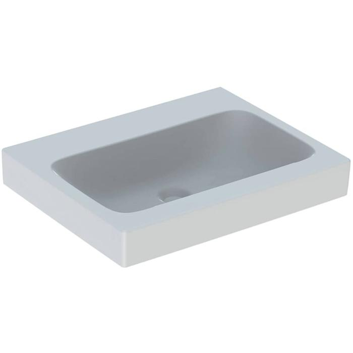 Geberit iCon Wastafel 60x48,5x10,3 cm Wit