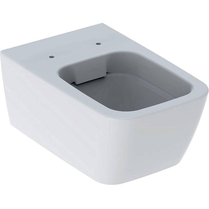 Geberit iCon Square wand-wc diepspoelRimfree 35x54x31 cm Wit