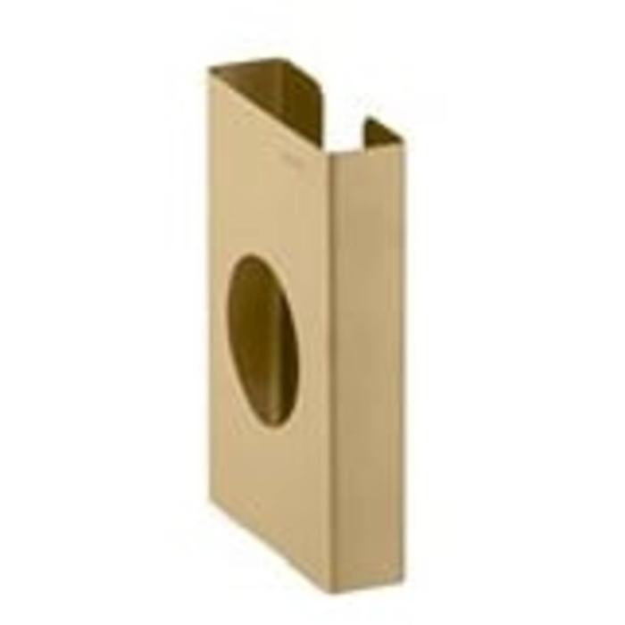 Geesa Nemox Houder voor Hygiënische Zakjes Brushed Gold