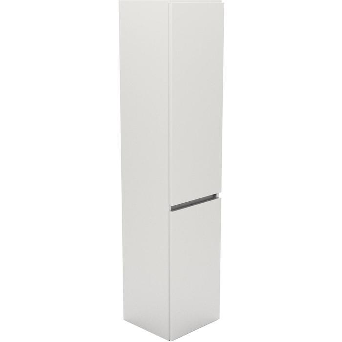 Tweedekans Primabad Third Editions hoge kast greeploos 35x35x160 cm Beach Wood 00405