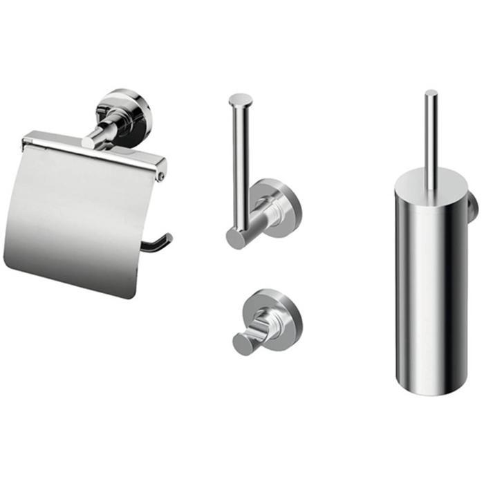 Ideal Standard Iom toilet accessoireset 4-in-1 Chroom